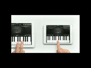 Как стать виртуозом игры на клавишных? Ipad жжет!